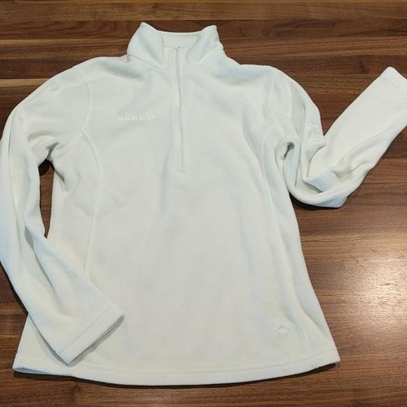 new styles 1afaf c26fe EUC❄️Mammut Fleece Pullover